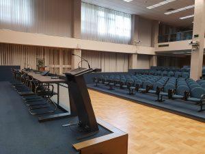 Read more about the article Centrum Konferencyjne Uniwersytetu Rolniczego w Krakowie