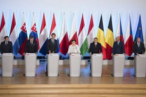 The Prime Minister Chancellery new lecterns – EMPORA
