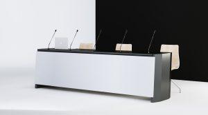 stół do konferencji prasowych - Awarts - warunki zakupu