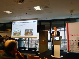 """XVI International Conference: """"Safety of road traffic and rescue"""" – PGE Narodowy Stadium, Warsaw, Poland"""