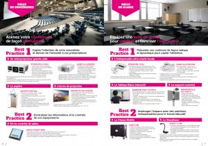 Intelware – Awarts in Best Practices Brochure 2018