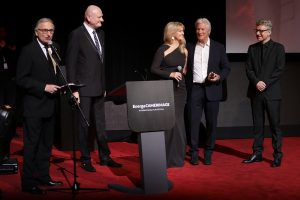 27th Camerimage Festival Gala – Antica Shield podium and Richard Gere !