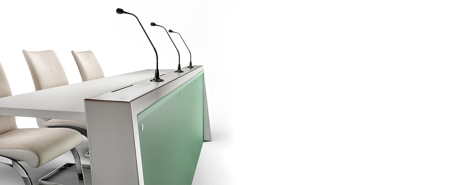 stol do konferencji prasowych MODERN by Awarts