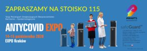 ANTYCOVID EXPO in Kraków 14-15th of October 2020 – let's meet (#115)