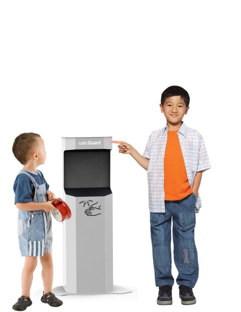 urzadzenie-do-dezynfekcji-rak-SafeGuard-Kids-AWARTS-na-kolkach